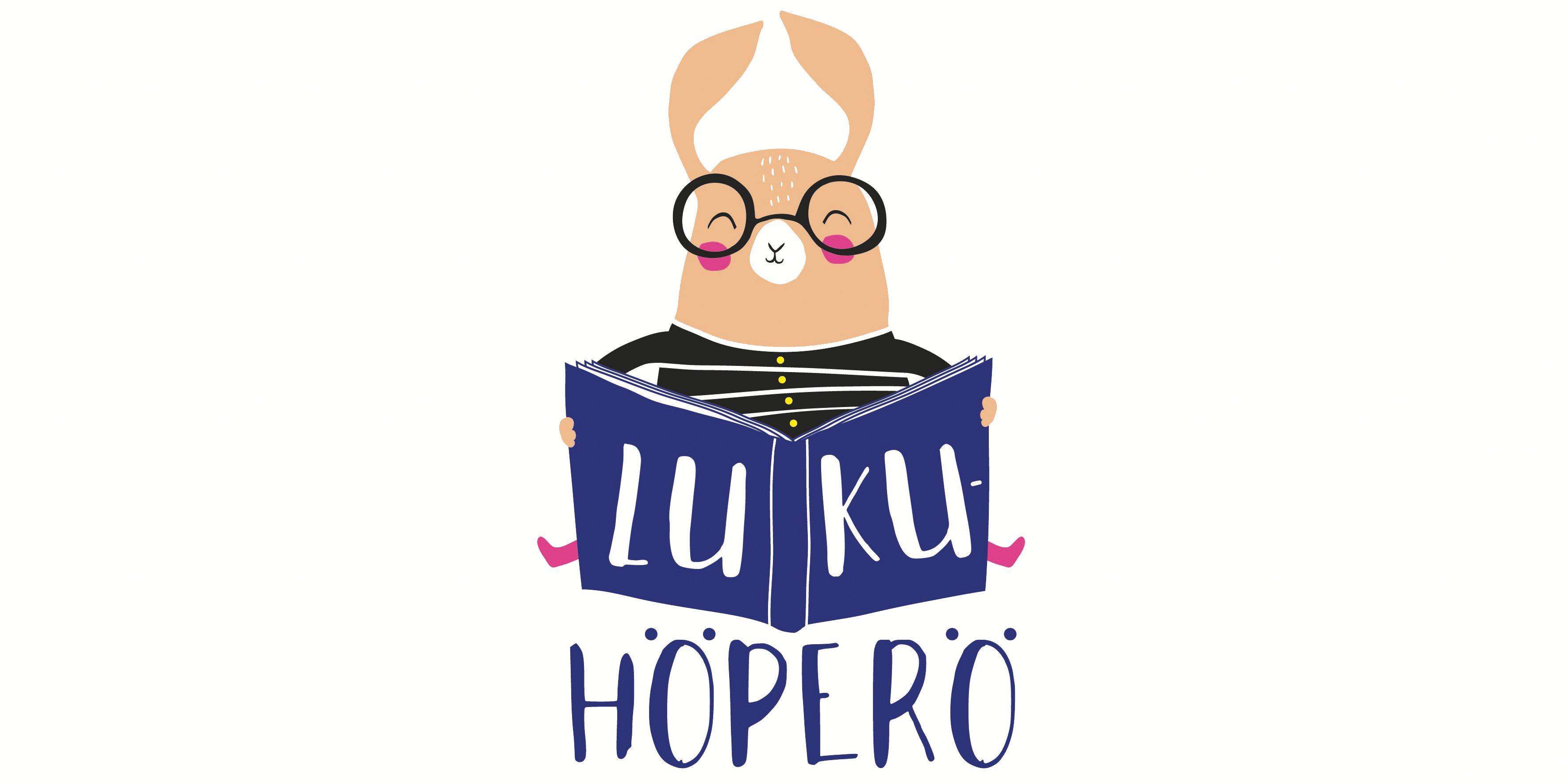 Lukuhöperö-logo